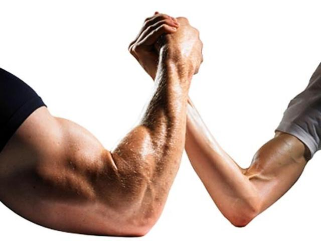 Low Testosterone A Sign of Weakness