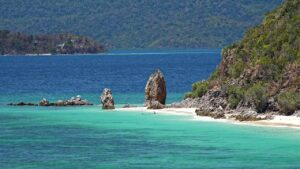 5.Palawan Island, Philippines