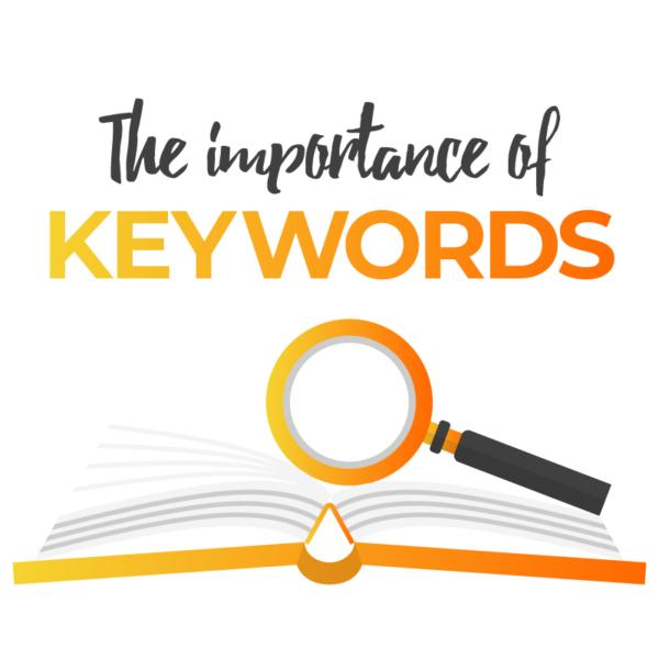 Importance of Keywords for Online Business!