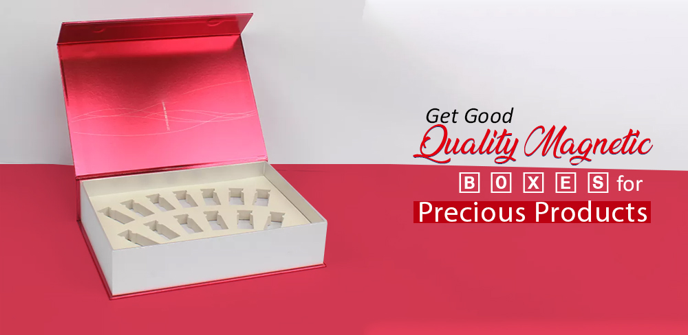 Get Good Quality Magnetic Boxes for Precious Produ()