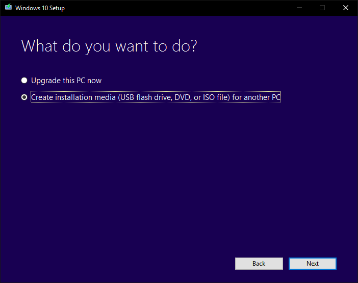 How to download and install Windows 10 ISO?