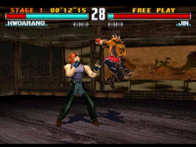 Tekken 3 Screenshots for PlayStation - MobyGames