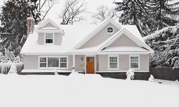 How snow and ice affect your roof