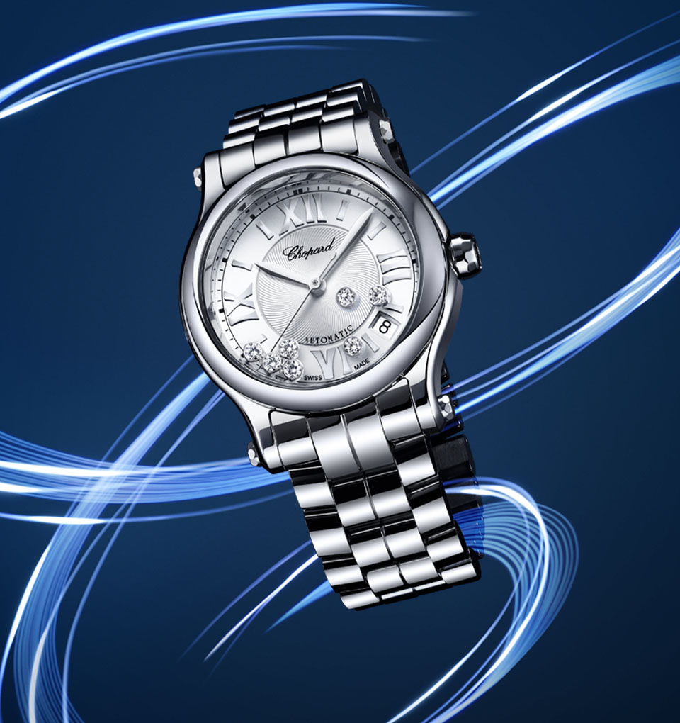 The Quintessential Style of Chopard Watches