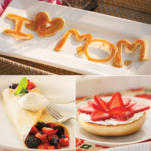 7 Amazing Mother's Day Food Ideas