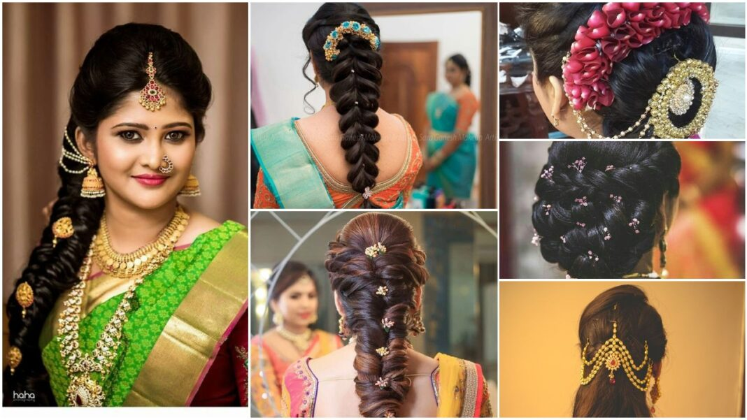 The perfect bridal hairstyle