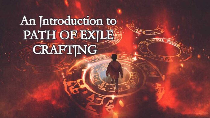 Craft with PoE currency