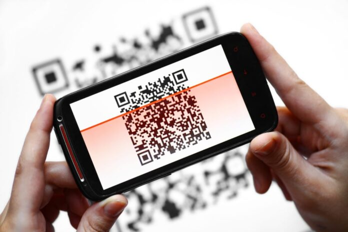 Benefits and features QR code