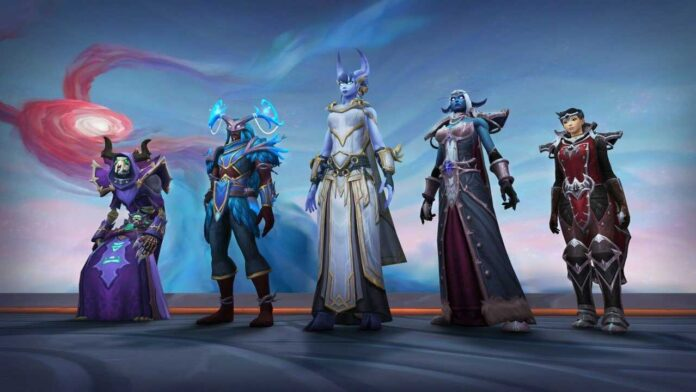 What WoW Shadowlands Patch 9.1 is Bringing into the Game