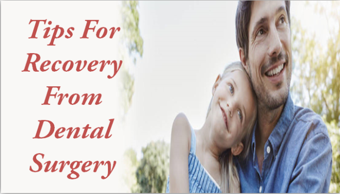 Tips for Recovery After a Dental Treatment