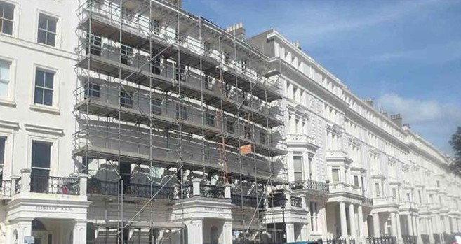4 Reasons Why You Need Scaffolding for Your Construction
